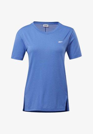 WORKOUT READY SUPREMIUM TEE - T-shirt basique - blue