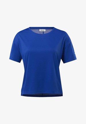 LOGO TEE - T-shirts basic - blue