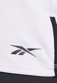 Reebok - ACTIVCHILL TEE - T-shirt basic - pink - 4