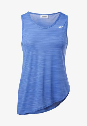 WORKOUT READY ACTIVCHILL TANK TOP - Topper - blue