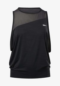 Reebok - ACTIVCHILL TANK TOP - Topper - black