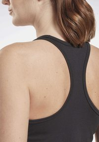 Reebok - STUDIO MATERNITY TANK TOP - Top - black - 4