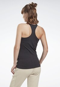 Reebok - STUDIO MATERNITY TANK TOP - Top - black - 2