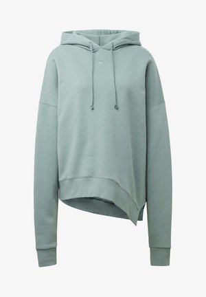 STUDIO COZY FASHION HOODIE - Hoodie - green slate