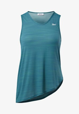 WORKOUT READY ACTIVCHILL TANK TOP - Sports shirt - heritage teal