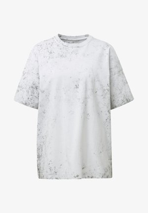 LES MILLS® TEE - T-shirt z nadrukiem - grey