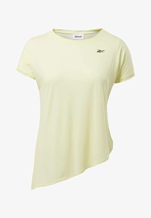 WORKOUT READY ACTIVCHILL TEE - T-shirts med print - yellow