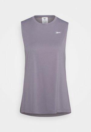 TANK - Sports shirt - grey
