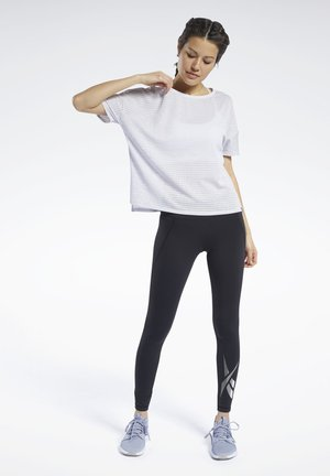 PERFORATED - T-shirts med print - white