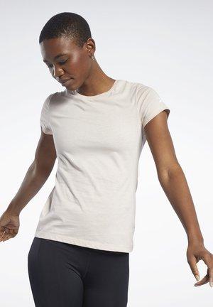 LOGO TEE - Basic T-shirt - pink