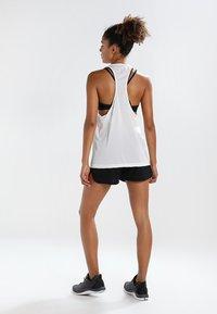 Reebok - WOR EASY - Pantalón corto de deporte - black - 2