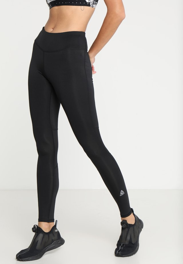 RUN  - Tights - black
