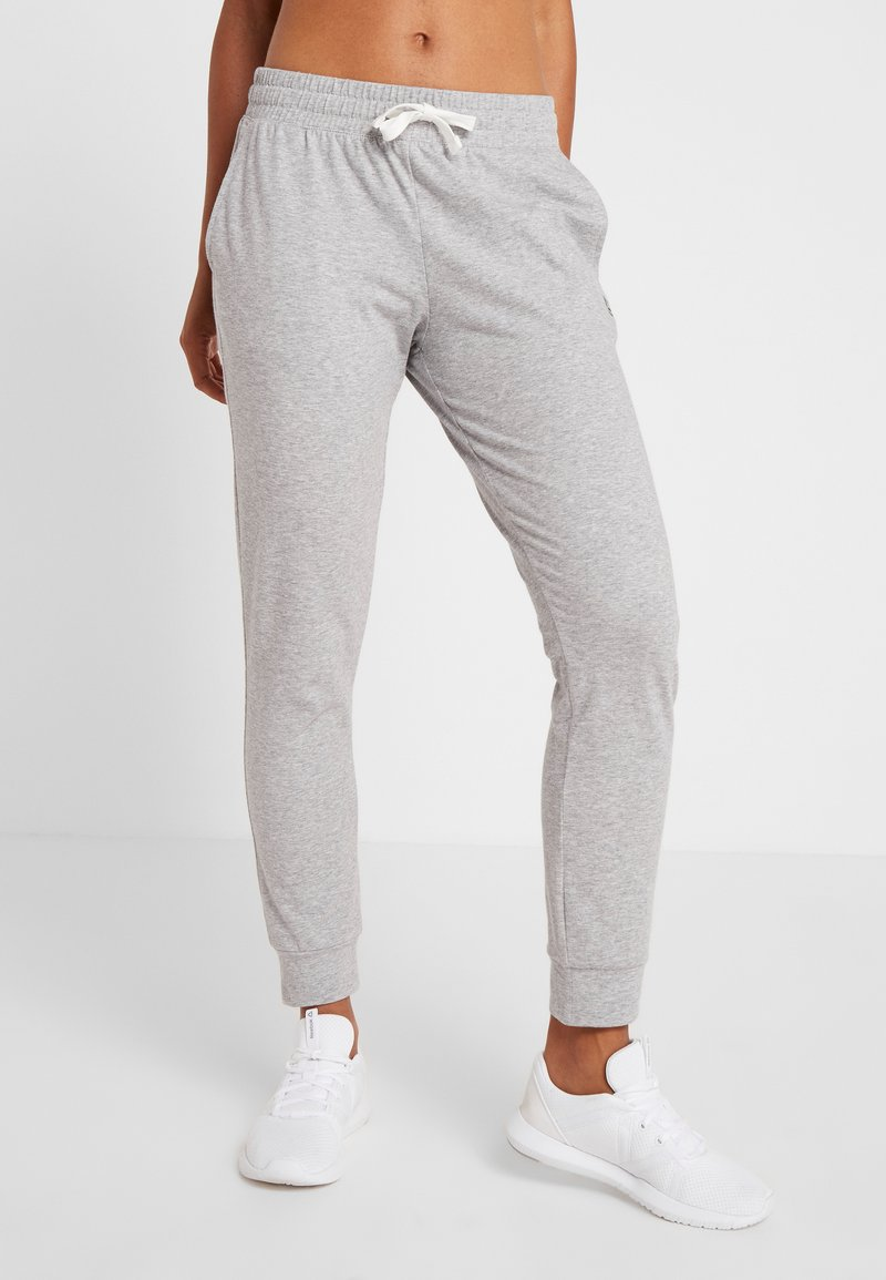 Reebok - Pantalones deportivos - medium grey heather