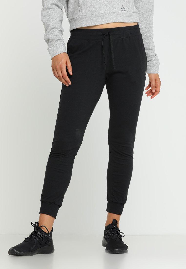Reebok - Pantaloni sportivi - black