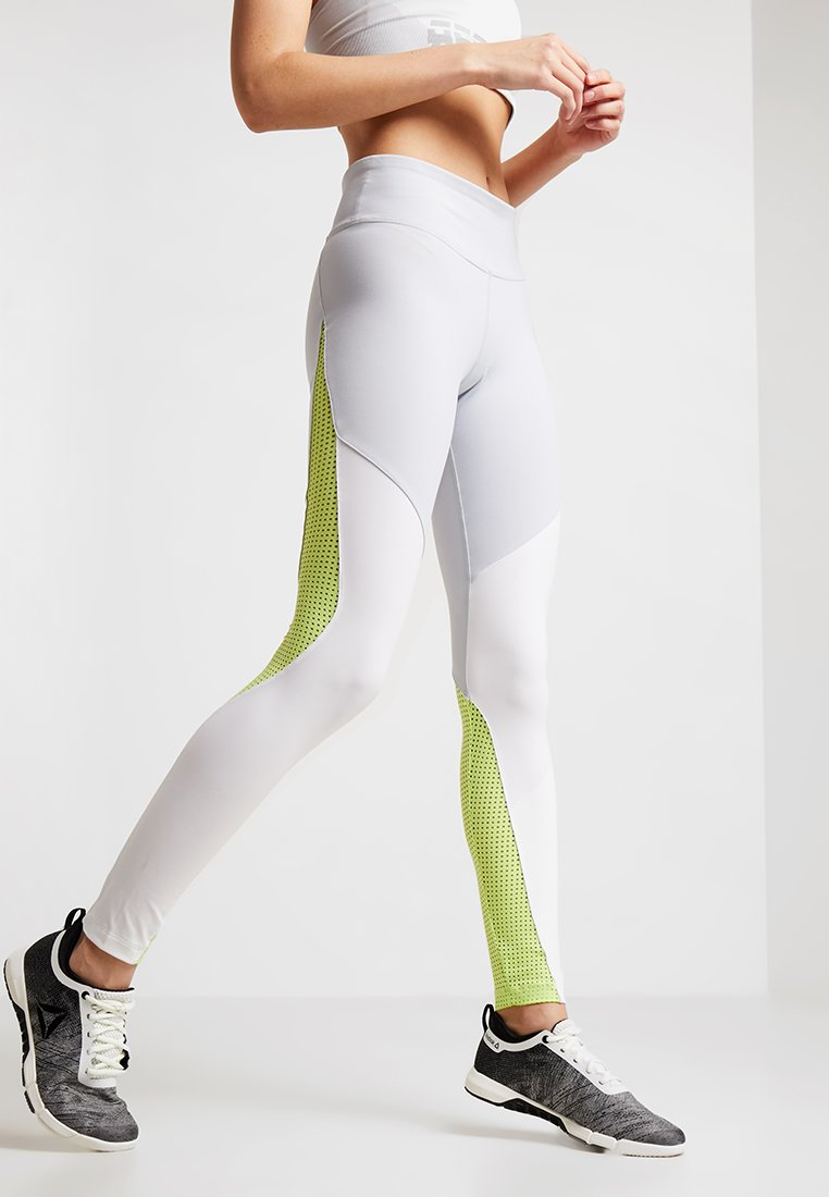 Reebok - LUX - Leggings - grey