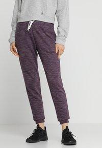 Reebok - MARBLE PANT - Teplákové kalhoty - urbvio - 0