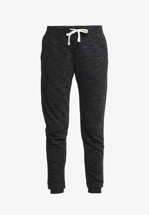 MARBLE PANT - Tracksuit bottoms - black