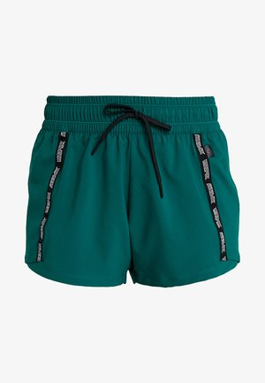 MEET YOU THERE TRAINING SHORTS - Short de sport - green