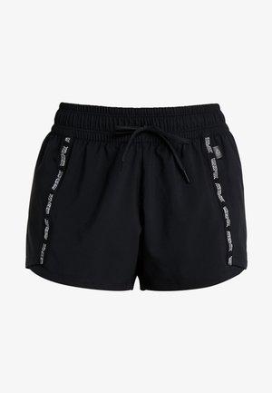 MEET YOU THERE TRAINING SHORTS - Sports shorts - black