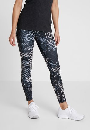 STUDIO LUX TRAINING HIGH-RISE LEGGING - Medias - black