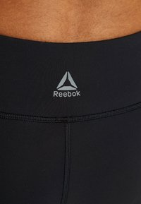 Reebok - LUX - Collants - black/buff - 3
