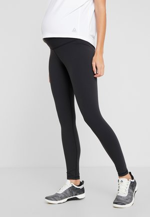 LUX 2.0 YOGA MATERNITY LEGGING - Legging - black