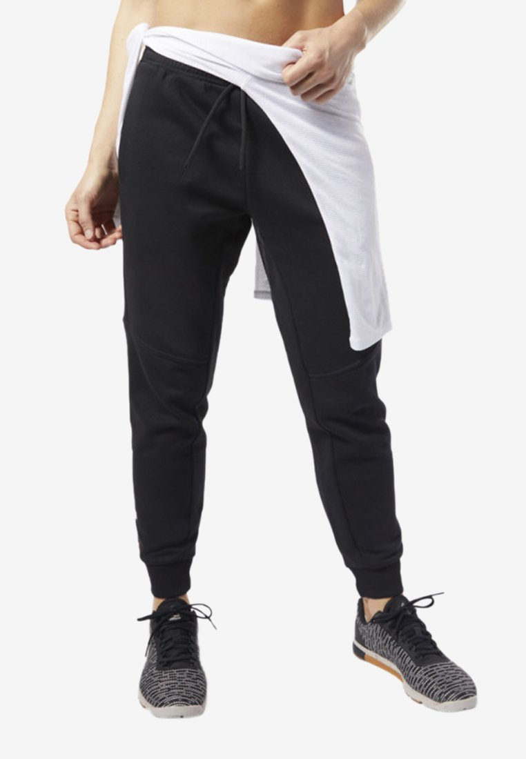 Training Survêtement Reebok Essentials Black Logo PantsPantalon Linear De SpzMUqV
