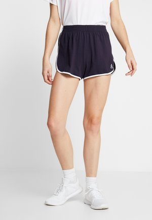 FASHION LES MILLS STUDIO SPORT SHORTS - Sports shorts - purple