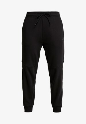 LINEAR LOGO PANT - Pantalon de survêtement - black