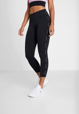 LUX STUDIO STUDIO LEGGINGS - Tights - black