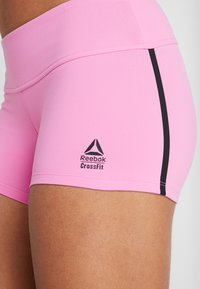 Reebok - CHASE BOOTIE SOLID - Tights - pink - 4