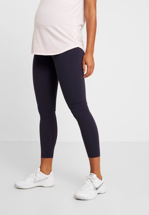 Y LUX 2.0MATERNITY TIGHT - Leggings - purple