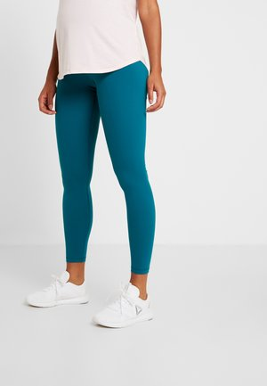 Y LUX 2.0MATERNITY TIGHT - Punčochy - blue