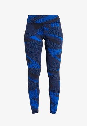 LUX GEO - Tights - blue