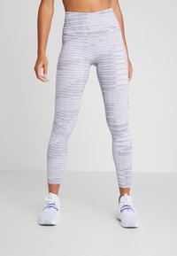Reebok - LUX HIGHRISE TIGHT 2.0 - Leggings - grey - 0
