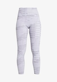 Reebok - LUX HIGHRISE TIGHT 2.0 - Leggings - grey - 3