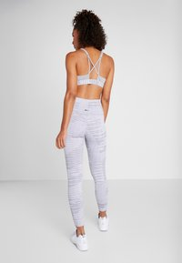 Reebok - LUX HIGHRISE TIGHT 2.0 - Leggings - grey - 2