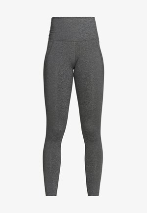 LUX HIGHRISE - Tights - dark grey