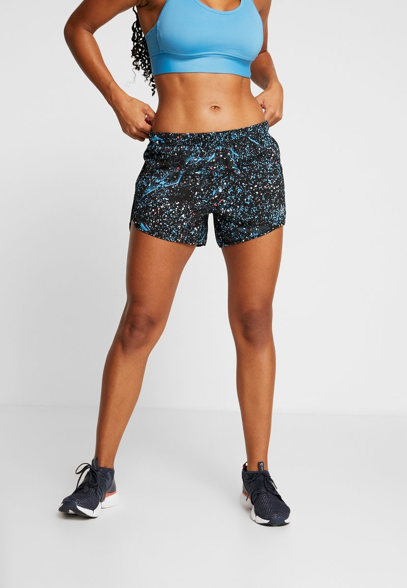 Reebok - RUNNING ESSENTIALS  - Sports shorts - bright cyan