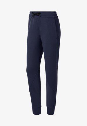 TRAINING SUPPLY KNIT PANTS - Pantaloni sportivi - navy