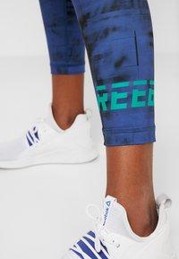 Reebok - WOR MYT 7/8 - Legging - cobalt - 3