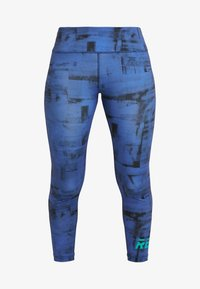 Reebok - WOR MYT 7/8 - Legging - cobalt - 4