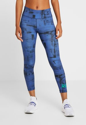 WOR MYT 7/8 - Leggings - cobalt