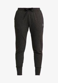 Reebok - LIGHTWEIGHT JOGGER - Pantalon de survêtement - black melange - 3