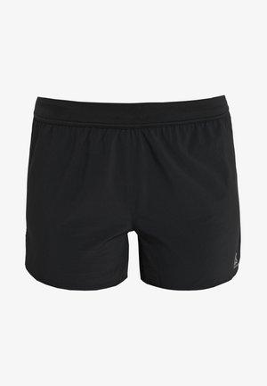 EPIC LIGHT SHORT - kurze Sporthose - black