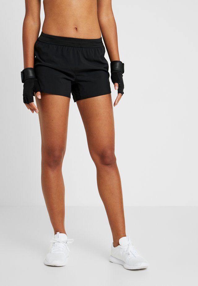 EPIC LIGHT SHORT - Pantalón corto de deporte - black