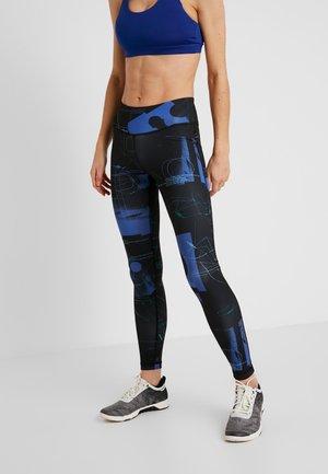 Leggings - cobalt