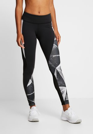 TIGHT 2.0 - Legginsy - black