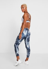 Reebok - LUX BOLD ICE - Leggings - heritage navy - 2