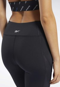 Reebok - WORKOUT READY  - Tights - black - 3